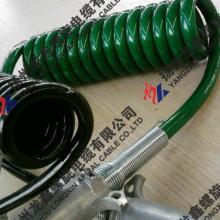 供应TPU螺旋电缆弹簧线批发