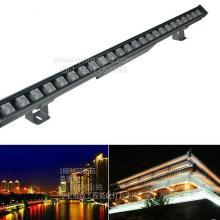 供应LED24W格栅透镜洗墙灯丨LED洗墙灯效果丨防眩光LED洗墙灯批发