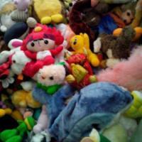 永兴水宝宝类毛绒玩具论斤