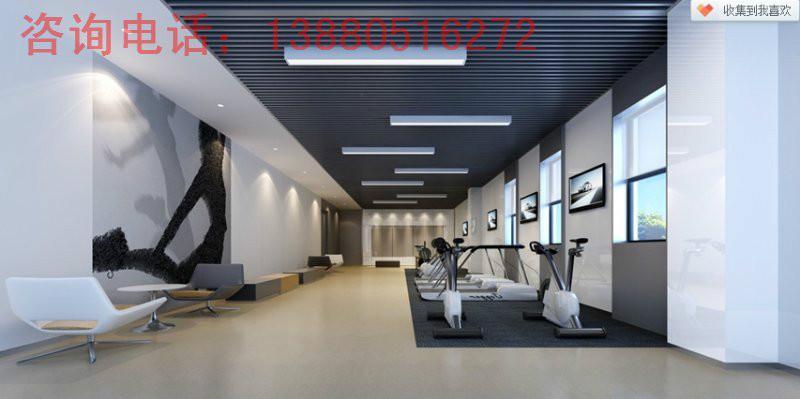 成都专业健身房装修设计公司_成都专业健身房
