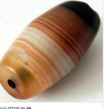 供应天然磨砂缠丝玛瑙天珠价格,天然磨砂缠丝玛瑙天珠厂家