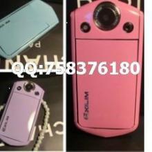 供应上海全新推出新品卡西欧TR350蔷薇粉礼盒版数码相机批发