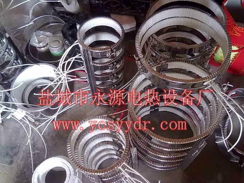 供应浙江陶瓷加热圈供应价格