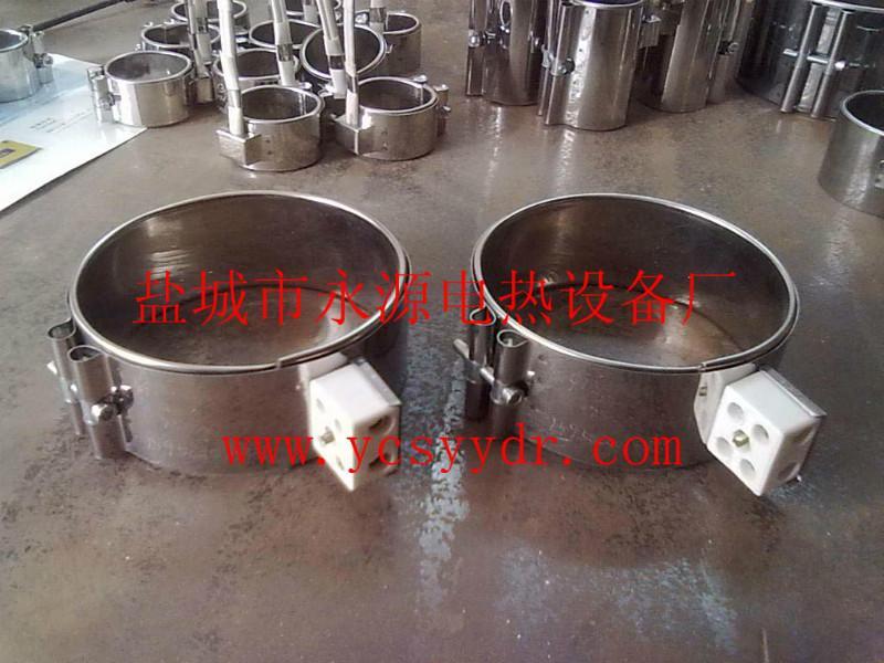 供应浙江生产云母不锈钢加热圈
