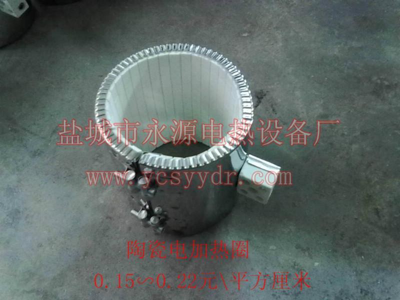 供应上海不锈钢加热陶瓷加热圈圈价格