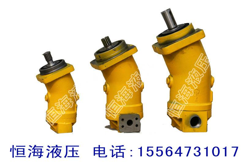 供应精品a2f a6v柱塞泵斜轴式定量柱塞泵 液压泵 液压马达图片