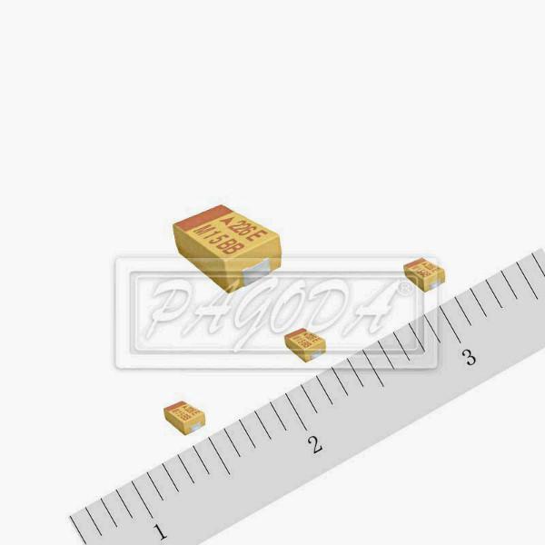 供应AVX钽电容,贴片钽电容107