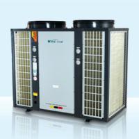 供应广州中央热水工程 华天成商用机天速款 空气能热泵热水机