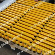 供应钢爬梯球形立柱栏杆批发