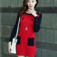 韩版爆款女装订做图片