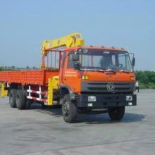 供应东风后八轮带起重机卡车批发