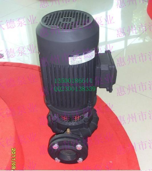 供应供水泵GD32-20小型家用泵 0.75KW立式管道泵及配件