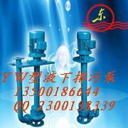 液下排污泵图片