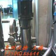 立式消防多级泵图片