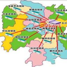 湖南专业仓储配送(连锁)----给工厂在区域销售搭建流通平台
