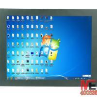 供应投射式电容触摸显示器15寸工业显示器