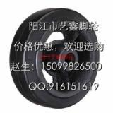 供应铸铁橡胶重型单轮