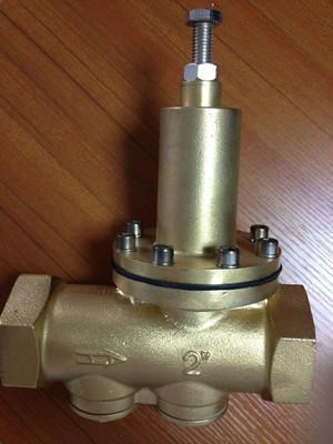 供应y416型可调式减压阀,冠龙阀门图片