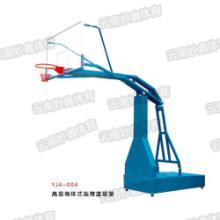 供应高级箱体式独臂篮球架