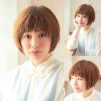 南国皇妃YXQ0047女生短直发假发套