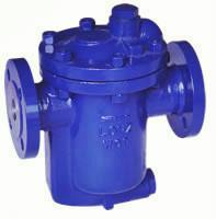 供应进口倒吊桶式疏水阀,倒置通疏水阀,进口法兰疏水阀,进口汽水分离阀图片
