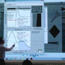 供应数字高清网络摄像机解析度测试