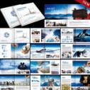 专业设计印刷彩页图片
