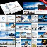 供应专业设计印刷彩页