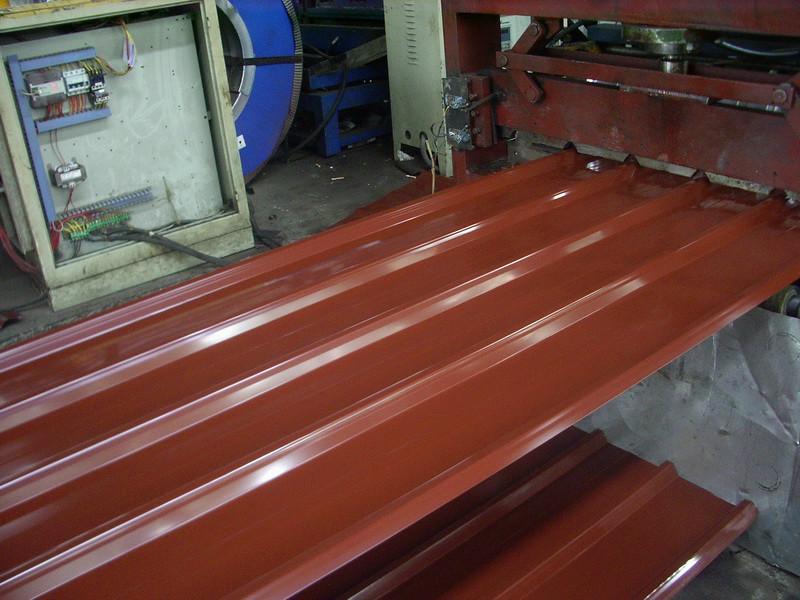 供应彩钢压型板820型1025型1000型,杭州彩钢瓦1050型,镀铝锌彩钢瓦820型840型