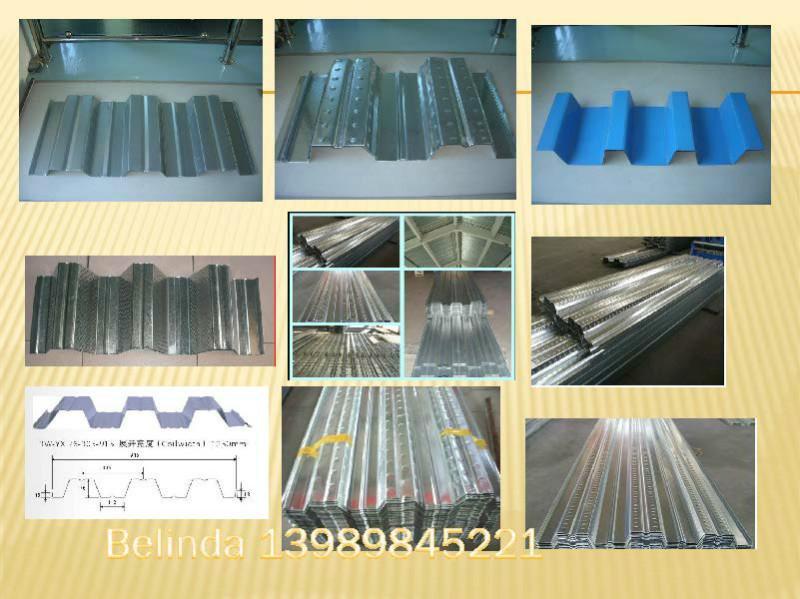 供应3W楼承板915型688型2W楼承板1025型,江苏楼承板678型750型
