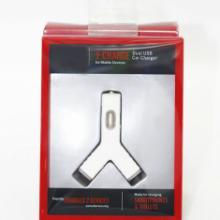 供应车载充电器制造商双USB车充厂家