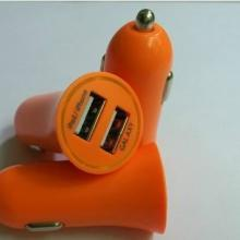 供应车载充电器双USB接口车载充厂家