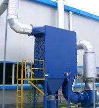 供应漏斗式脉冲布袋除尘器 脉冲除尘器 工业布袋集尘器 袋式除尘器