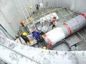 供应甘肃水下顶管施工,就找通达非开挖