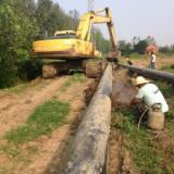 供应兰州市地下管道穿越,兰州市非开挖施工队伍