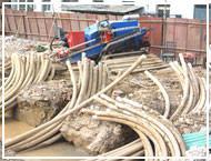 供应甘肃燃气管道顶管施工,甘肃非开挖燃气管道安装工程专业施工