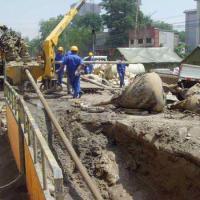 供应海南省非开挖,顶管穿越,非开挖定向转,托管,拉管专业施工