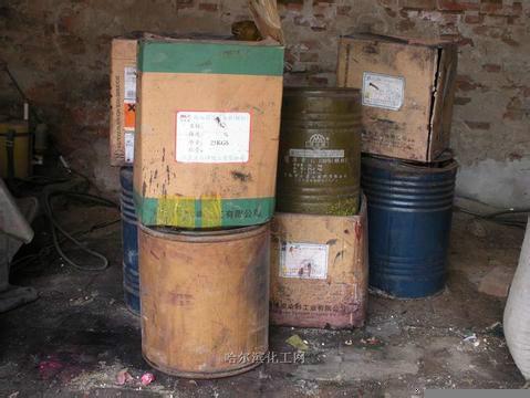 回收媒介染料