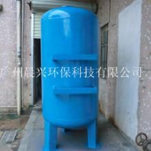 供应A3碳钢压力容器罐钢制滤料填充罐  环保行业首选厂家晨兴环保批发
