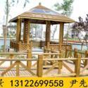 柳桉木户外板材图片