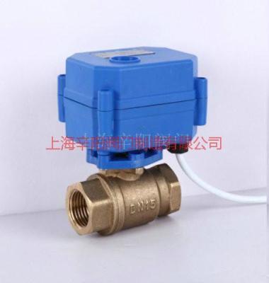 上海电动球阀图片/上海电动球阀样板图 (1)