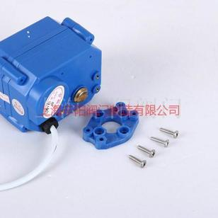 微型电动球阀供应商图片
