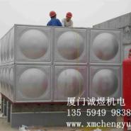 漳州专业定制不锈钢保温水箱图片