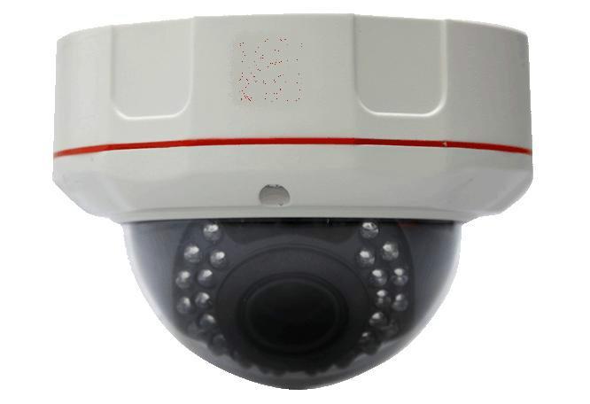 供应网络高清红外半球型摄像机