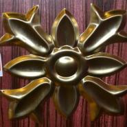 佛山加工厂订做不锈钢各种款式门花图片