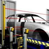 供应车辆分离器/海关物流检测车辆分离器/汽车检测光幕/