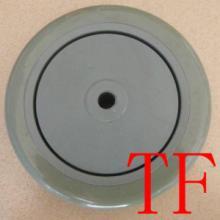 灰色超级人造胶导电轮图片