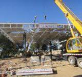 供应河南许昌最大网架钢构生产施工单位,设计,施工全方位服务。