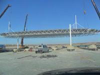 供应湖北随州网架油罐石油化工施工,油库、化工库、加油站建设施工图片