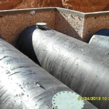 供应河南省许昌市石油协会指定施工队,加油站油罐,网架工程施工。